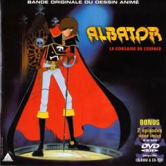 Albator Le Corsaire De L'espace OST