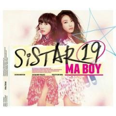 Ma Boy - SISTAR19