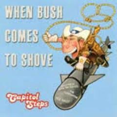 When Bush Comes To Shove