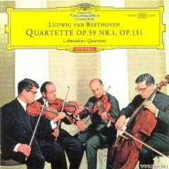 Beethoven, Streichquartette Nr. 7 & 15