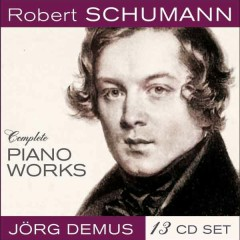 Schumann - The Complete Piano Works - J. Demus - Disc10 No.1