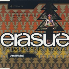 Am I Right (Singles) - Erasure