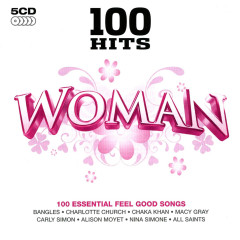 100 Hits Woman (CD4)