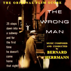 The Wrong Man OST (P.2) - Bernard Herrmann