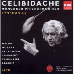 Sergiu Celibidache - Symphonies (CD11) - Sergiu Celibidache