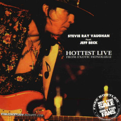 Hottest Live From Exotic Honolulu - Stevie Ray Vaughan