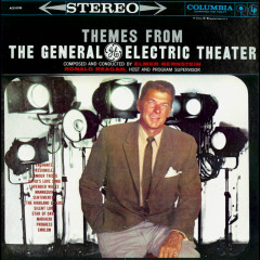 Themes General Electric Theater (Score)  - Elmer Bernstein