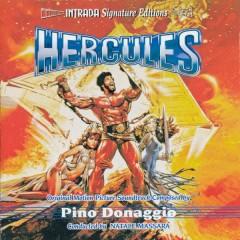 Hercules (Score) (P.1)  - Pino Donaggio