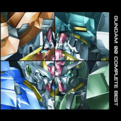 Mobile Suit Gundam 00 COMPLETE BEST