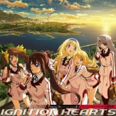 Infinite Stratos 2 Ignition Hearts Theme Song Collection