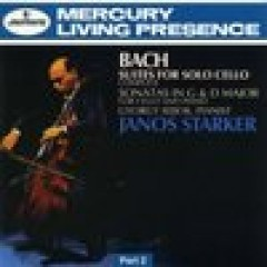 The Collector's Edition CD 42 Starker Bach: 6 Cello Suites (Part 2) CD 2