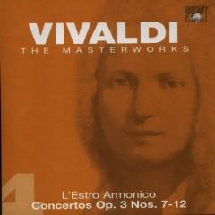 Vivaldi - The Masterworks CD 4 (No. 1)
