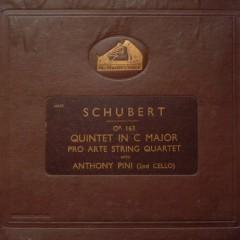 Schubert - String Quintet In C Major