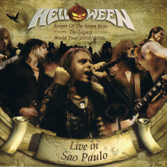 Keeper of the Seven Keys – The Legacy World Tour 2005/2006 (CD1) - Helloween
