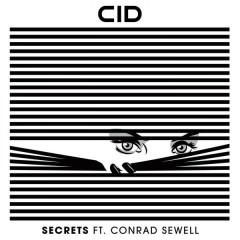 Secrets (Single) - CID, Conrad Sewell