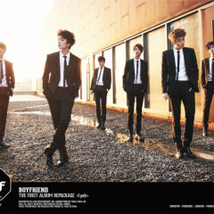 The 1st Album Repackage 'I Yah' - Boyfriend
