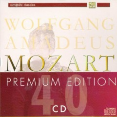 Premium Edition - Mozart (CD34)