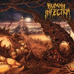 Curvatures In Time - Human Infection