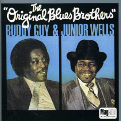 The Original Blues Brothers - Junior Wells,Buddy Guy