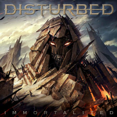 Immortalized (Deluxe Version) - Disturbed