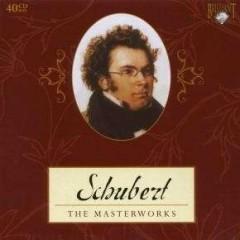 Franz Schubert-The Masterworks (CD15)