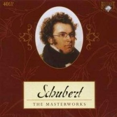 Franz Schubert-The Masterworks (CD25)