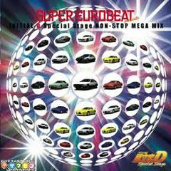 Initial D Special Stage Non-Stop Mega Mix (CD2)
