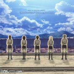 Shingeki no Kyojin Original Soundtrack II