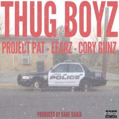 Thug Boyz (Single) - Dane Danja, Young Kros Beats, Project Pat, Eearz, Cory Gunz