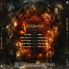 At The Edge Of Time (Limited Edition) (CD1) - Blind Guardian