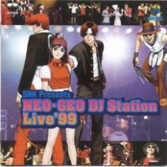 NEO-GEO DJ Station Live '99, SNK Presents CD1