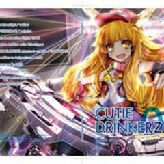 CUTIE DRINKERZ (CD2) - MONOCHROME WORLD