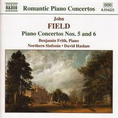 John Field:Piano Concertos CD2 - Benjamin Frith