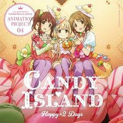 The iDOLM@STER Cinderella Girls ANIMATION PROJECT 04 - Happyx2 Days