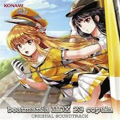 beatmania IIDX 23 copula ORIGINAL SOUNDTRACK CD1 No.1