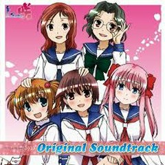 Saki - Original Soundtrack CD1 - Takeshi Watanabe