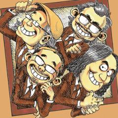 弾き語り四人衆 (Hikigatari Yonin Syuu) (CD2)
