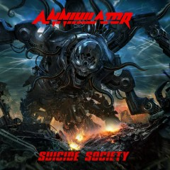 Suicide Society (Deluxe Edition) (CD2) - Annihilator