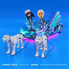 Swerve (Single) - Starrah, Diplo