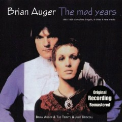 The Mod Years 1965-1969 CD1 - Brian Auger
