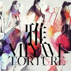 Torture Regular Edition (Single) - Miyavi