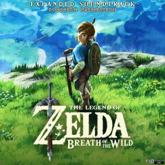 The Legend of Zelda - Breath of the Wild - Expanded Soundtrack CD3