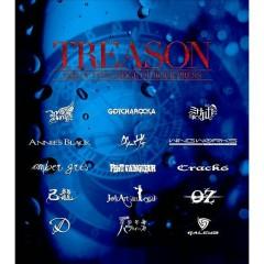 TREASON -The cutting edge of Rock press-