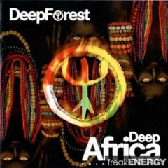 Deep Africa (Promo CD Album)
