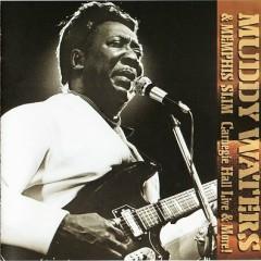 Carnegie Hall Live & More! - Memphis Slim,Muddy Waters