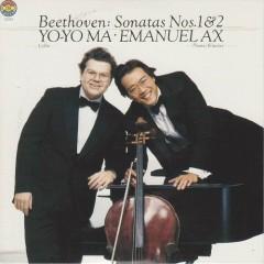 Beethoven Complete Sonatas For Cello And Piano, Vol.1