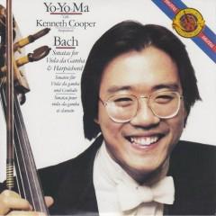 Bach Sonatas For Viola Da Gamba And Harpsichord
