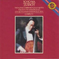 Bach The Six Unaccompanied Cello Suites CD3
