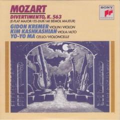 Mozart Divertimento, K. 563 - Yo Yo Ma