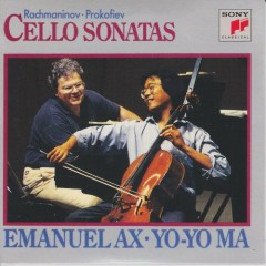 Prokofiev And Rachmaninoff  Cello Sonatas